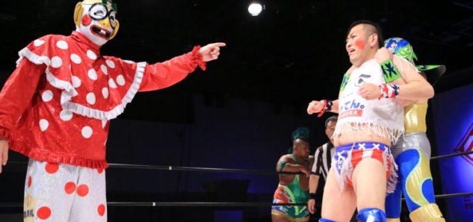 【九州プロレス】マンデーナイト・バイ ! #2 デルフィン率いる大阪と九州の対抗戦勃発!めんたい☆キッドが141日ぶりの復帰戦で勝利
