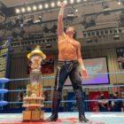 【全日本】「2021 Champion Carnival」ジェイク・リーが初優勝!5.16(日)大田区で三冠挑戦決定!!