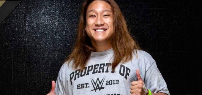 【WWE】イケメン二郎がついに205 LiveでWWEデビュー戦!「とても興奮している」