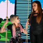 "【WWE】""小悪魔""アレクサ・ブリスが試合介入したレジナルドに催眠術"