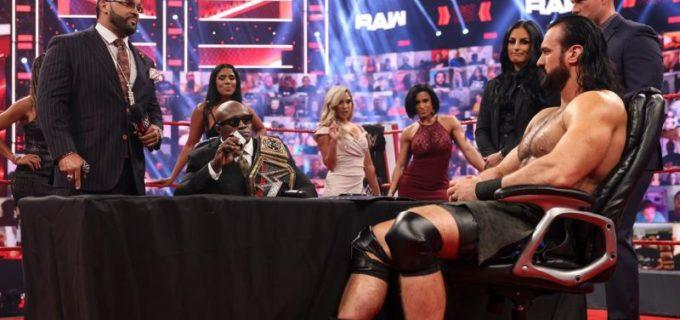 【WWE】ラシュリー vs マッキンタイアの王座戦がヘル・イン・ア・セルマッチに決定