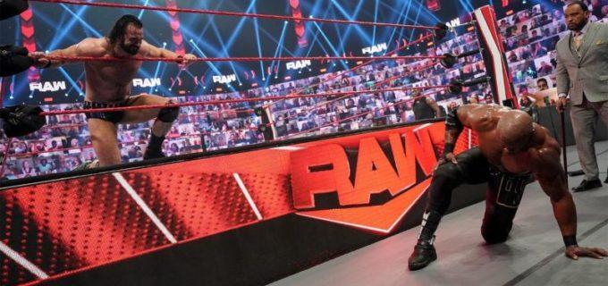 【WWE】マッキンタイアが前哨タッグ戦で王者ラシュリーから3カウント奪取