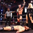 【WWE】カリオン・クロスが5ウェイ戦を制して王座防衛 オライリーをクロスジャケットで失神KO