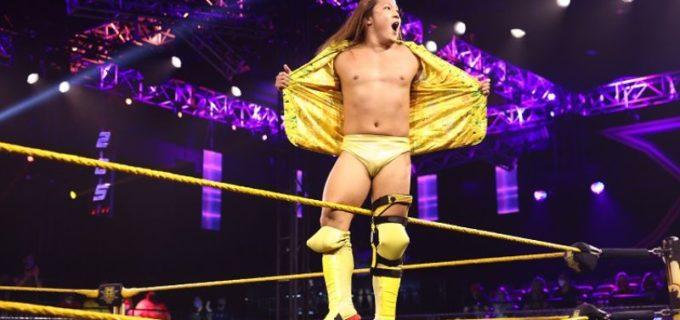 【WWE】イケメン二郎がデバリをイケメンスラッシュで撃破してシングル戦2連勝