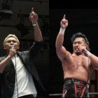 【新日本】6.7 『DOMINION 6.6 in OSAKA-JO HALL』タイトルマッチ 勝者予想アンケート