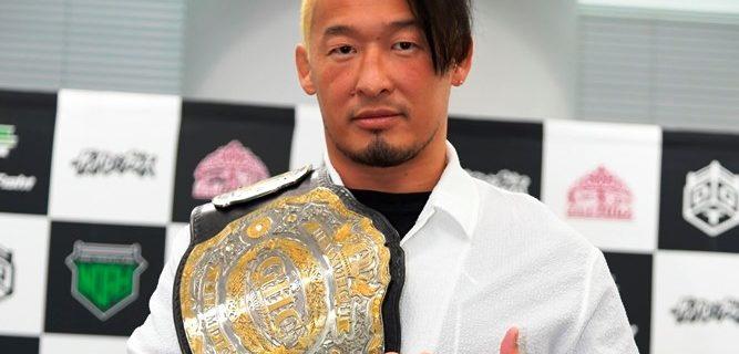 【ノア】新GHC王者の丸藤正道が防衛ロードに言及!「ノアのヘビー級で主力でやっている選手とやりたい」
