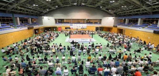 【逗子プロレス祭り】昨年に続き、10月2日逗子アリーナにて開催