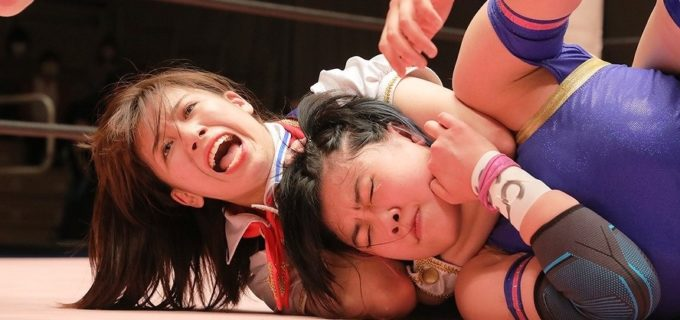 【東京女子】SKE48荒井優希、初シングル戦は舞海魅星に惜敗!「ちょっと強くなれた気がして。今日の試合をやらせてもらって、よかったなと思った」