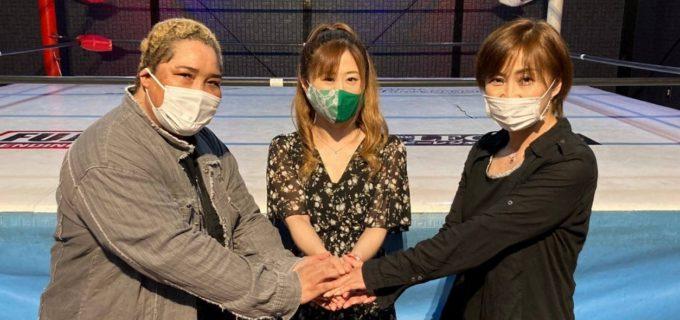 【ZERO1】NATSUMIのデビュー2戦目が6.11新木場大会にて藤本つかさに決定!