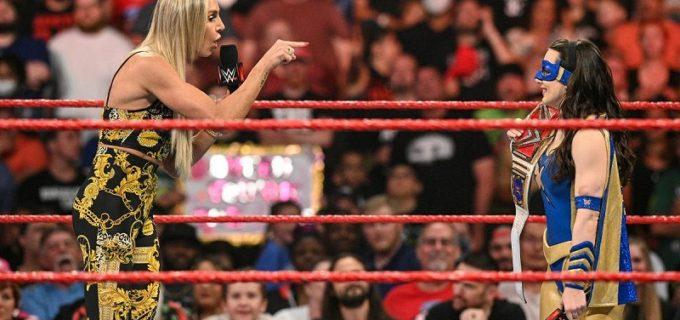 【WWE】新王者ニッキー vs シャーロット vs リアのロウ女子王座戦がPPV「サマースラム」で決定