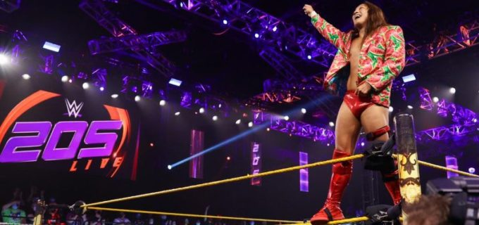 【WWE】イケメン二郎がウォーラーをイケメンスラッシュで撃破