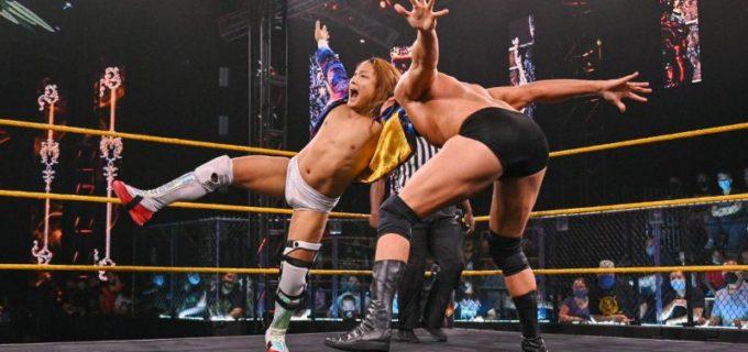 【WWE】イケメン二郎がトーナメント1回戦で敗戦も前向き「前を向いて進んでいきます!」