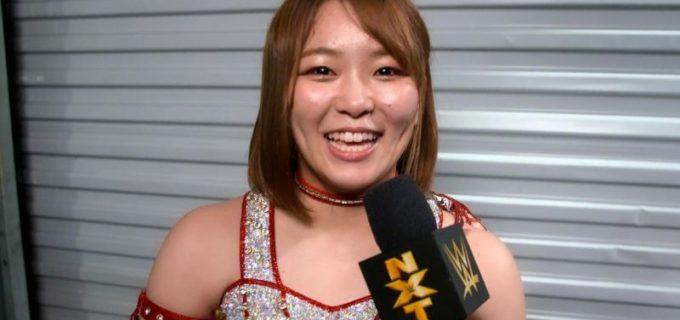 """【WWE】""""太陽の戦士""""サレイが裏投げをジジに決めてNXT4連勝「もっと試合がしたい」"""