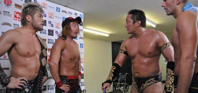 【新日本】内藤&SANADAとタイチ&ザックが6人タッグで激突!7.17後楽園ホール<全対戦カード>