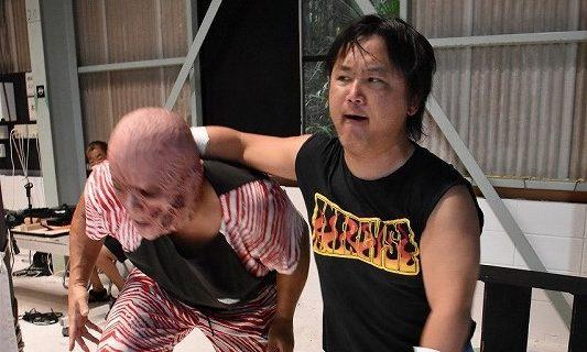 【マジックボックス】守屋博昭とフレディークルーガーが連日激戦を展開!9.26エナジャイズ!プロレス旗揚げ戦にて第3ラウンドへ