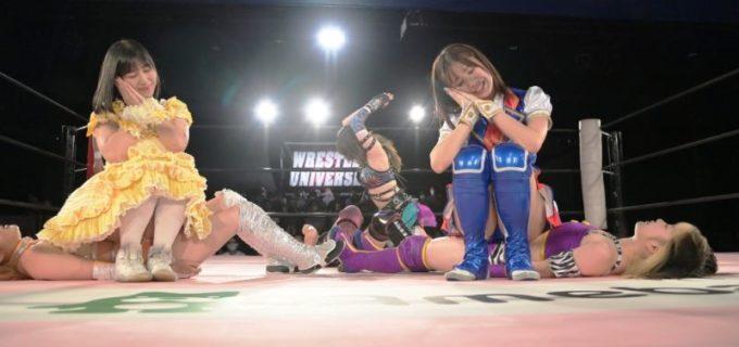 【東京女子】SKE48荒井優希が8・7名古屋での凱旋試合で初のメインイベント出場!山下実優との師弟タッグに「勝てるように頑張りたい!」