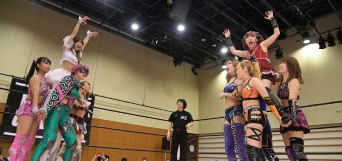 【東京女子】「東京プリンセスカップ」を前に10選手が激闘を展開!辰巳リカ「限界、自分で決めるなよ!」と欠場の山下実優にエール