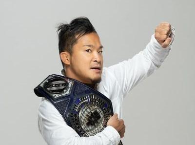 【WWE】王者KUSHIDAが鈴木秀樹らダイヤモンド・マインに宣戦布告「いつでもやってやるよ!」