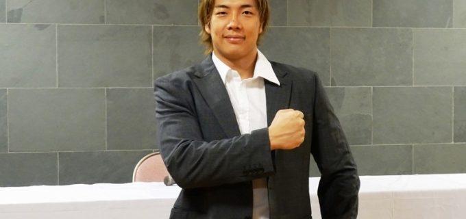 【DDT】「KING OF DDT」制した竹下幸之介、8・21川崎で秋山準が保持するKO-D無差別級王座への挑戦が決定!「敵だと思ってるんで、DDTにKO-D無差別のベルトを取り戻す!」
