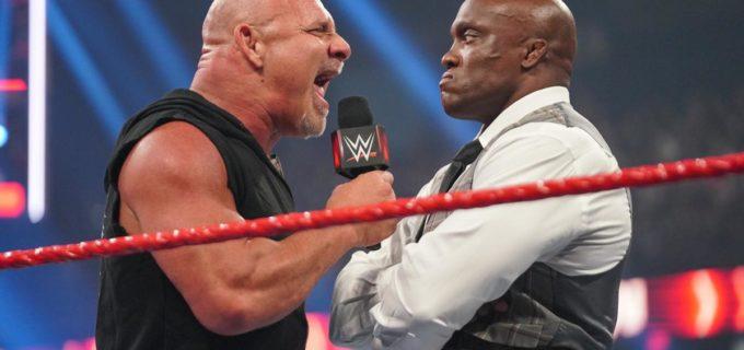 【WWE】ラシュリーvs.ゴールドバーグのWWE王座戦がPPV「サマースラム」で決定