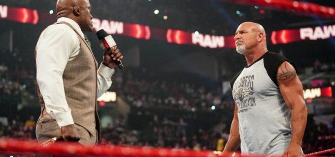 """【WWE】""""超人類""""ゴールドバーグがPPV「サマースラム」を前に王者ラシュリーをスピアーで撃沈"""