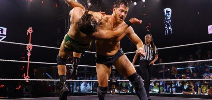 【WWE】カイル・オライリーが3本勝負に勝利してアダム・コールとの最終決戦を制す