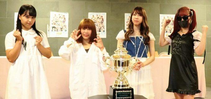 【東京女子】顔面骨折の伊藤麻希が「東京プリンセスカップ」優勝を宣言!「このくらいハンデがあった方が燃える」
