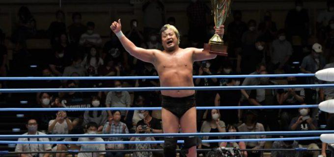 【全日本】第8回王道トーナメントを諏訪魔が制す!決勝を戦った芦野とタッグ狙い目指すは5冠復帰
