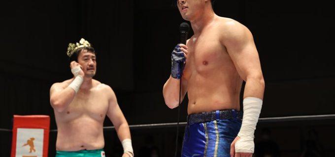【新日本】田口&ワトが1勝目をGET!不調のYOHは悩める心境を吐露「負けても、悔しさがこみ上げてこない…」『SJTL 2021』