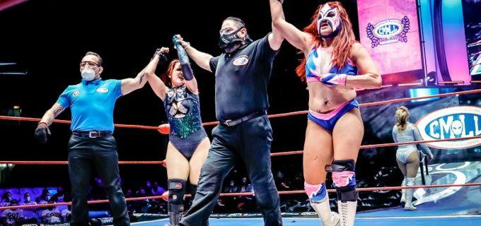 【CMLL】アレナメヒコにて女子ウニベルサルトーナメントを開催