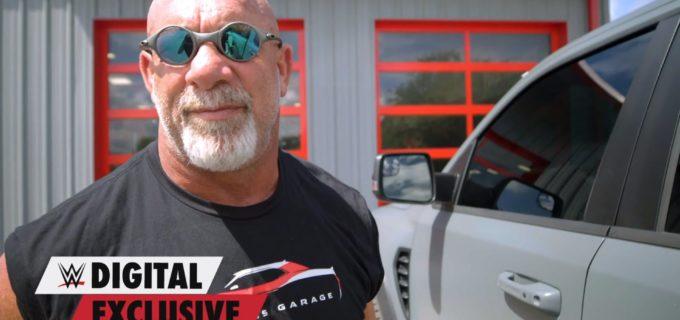 """【WWE】""""超人類""""ゴールドバーグが息子を襲った王者ボビー・ラシュリーに報復を宣言"""