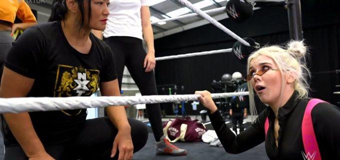 【WWE】王者里村が王座を狙うスティービーの挑発を一蹴「私が教えてあげましょう」