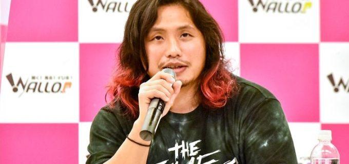 【新日本】高橋ヒロムが27日後楽園大会にて復帰戦、DOUKIとのシングルマッチを要求!