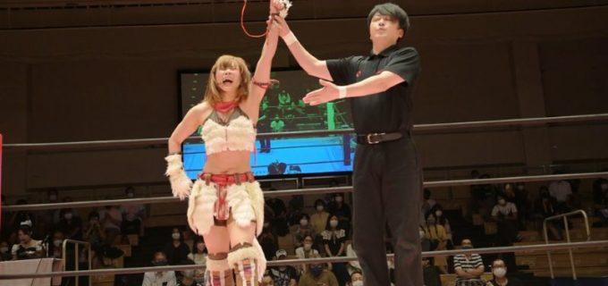 【東京女子】中島翔子が渡辺未詩を退け「東京プリンセスカップ」決勝に進出「史上最強の中島翔子なんで絶対に優勝します」