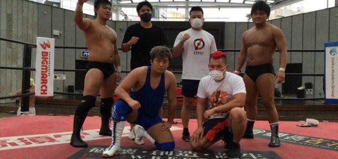 【ZERO1】8.25宇都宮オリオンスクエア大会<試合結果>