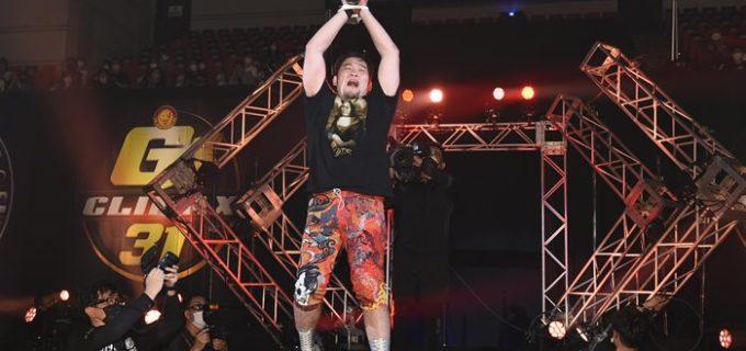 【新日本】『G1』矢野が急所蹴りからの丸め込みでKENTAに勝利!「丸焼きになるのはお前の方だKENTA!」<G1 CLIMAX31>
