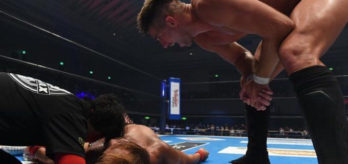 【新日本】『G1』ザックが大阪で内藤にリベンジ達成!次戦の鷹木戦に向け「2009年のお前にもう一度戻ってくれ。俺はその時のシンゴに勝ちたいんだ」<G1 CLIMAX31>