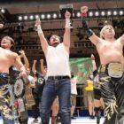【ガンプロ】大家健、20周年記念試合でHARASHIMAに惜敗!初のシングル王座「スピリット・オブ・ガンバレ世界無差別級王座」を新設