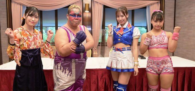 【東京女子】SKE48荒井優希、10・9大田区で初対戦のアジャコングに「今まで教えていただいたこと、学んできたことをぶつけたい」と意欲!