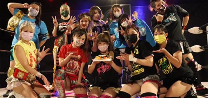 【アイスリボン】春輝つくしBirthdayプロデュースマッチで6人がつくし衣装で対戦!Wrestle Arena League ~Queen of 10Minutes~が開幕