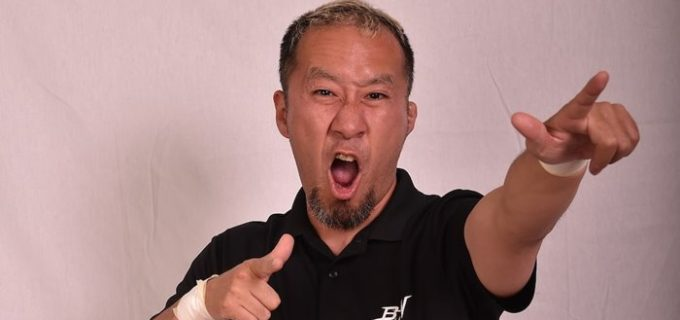 【大日本】9.20札幌大会にフランク篤が特別レフリーとして参加!