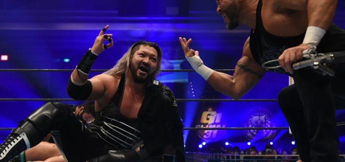 【新日本】『G1』YOSHI-HASHIの猛攻を払いのけダーティファイトでEVILが初戦を突破!<G1 CLIMAX31>
