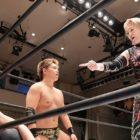 【DDT】EXTREME王者・青木真也が堀田祐美子に敗れ、10・12後楽園で王座を懸けて「RIZIN」男女戦士対決へ!