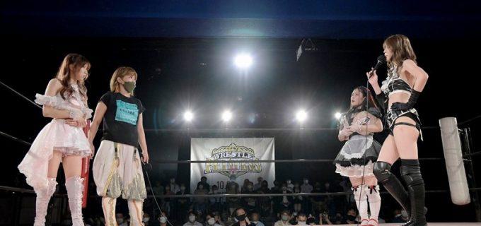【東京女子】瑞希が沙希様からの勧誘を拒否し、坂崎ユカとのコンビでプリンセスタッグ王座に挑戦へ!「どれもこれも魅力的じゃないけど、そのベルトだけはすごく魅力的」