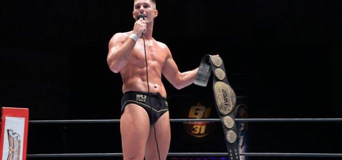 【新日本】ザックが内藤、鷹木に続き飯伏も撃破し『G1』三連勝!「今年の『G1 CLIMAX』は俺がもらった」