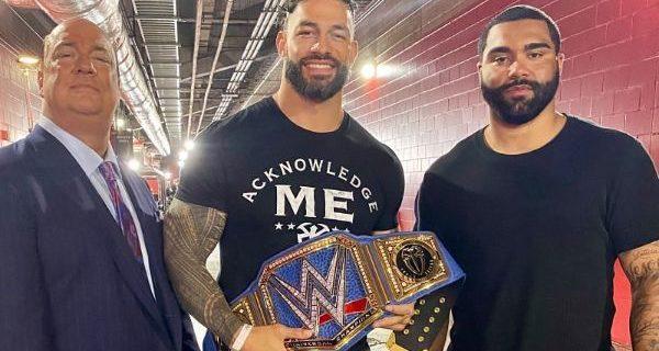 【WWE】東京五輪のレスリング125キロ級金メダルのゲイブル・スティーブンソンと独占契約