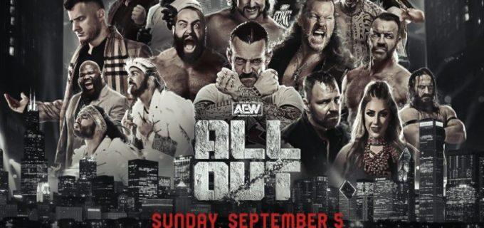 【AEW】9.5 ALL OUT 小島聡を倒したモクスリーに鈴木みのるがゴッチ式パイルドライバー!元WWEのルビー・ライオット、ダニエル・ブライアン、アダム・コールもAEW参戦!CMパンク、ビッグ・ショーがAEWデビュー戦
