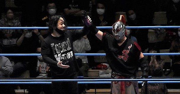 【全日本】王者・SUGIと児玉裕輔の世界ジュニア戦が9.21後楽園で決定!