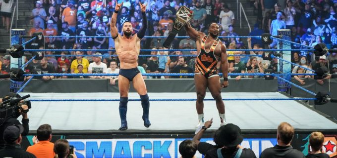 "【WWE】ベイラーがPPV「エクストリーム・ルールズ」を前に王者レインズの""右腕""ウーソズを撃破"