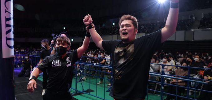 【新日本】「KOPW 2021」保持者・矢野がロアを丸め込み3勝目をGET!<G1 CLIMAX31>